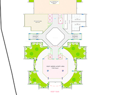 Floor Plans of gold tower palarivattom