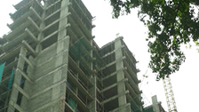 Project Live Status gold tower apartment near palarivattom