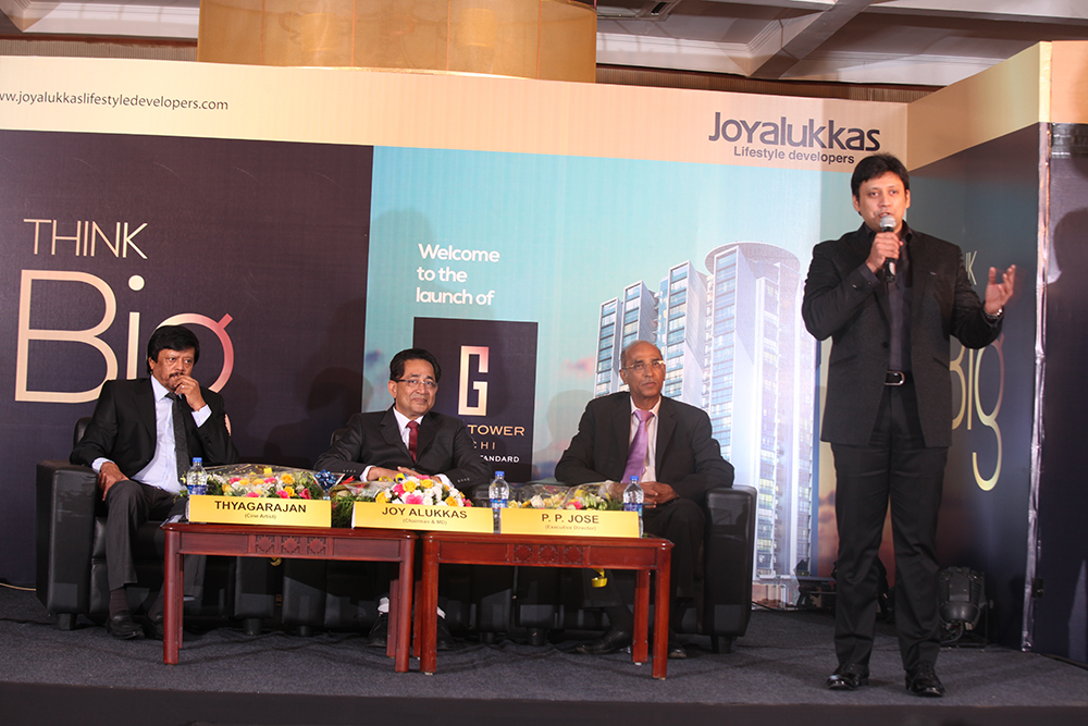 Joyalukkas Gold Tower Event Gallery